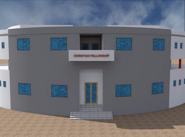 Construction d'un Sanctuaire pour les étudiants de l'Université de Lomé